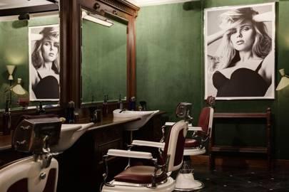 Get trim at Dolce & Gabbana's new London barbershop