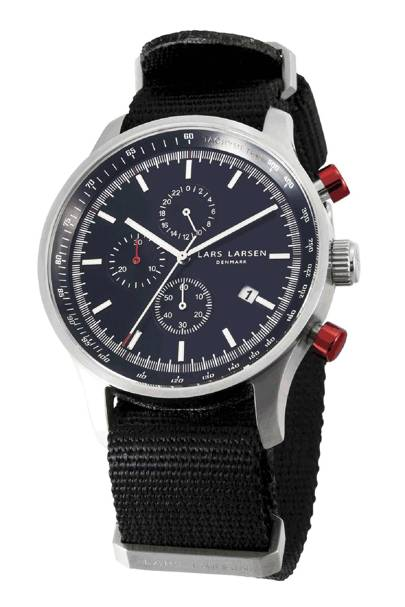 the best watches under £500 most stylish affordable timepieces lars larsen lw33 chrono