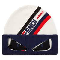 Bag Bugs beanie by Fendi