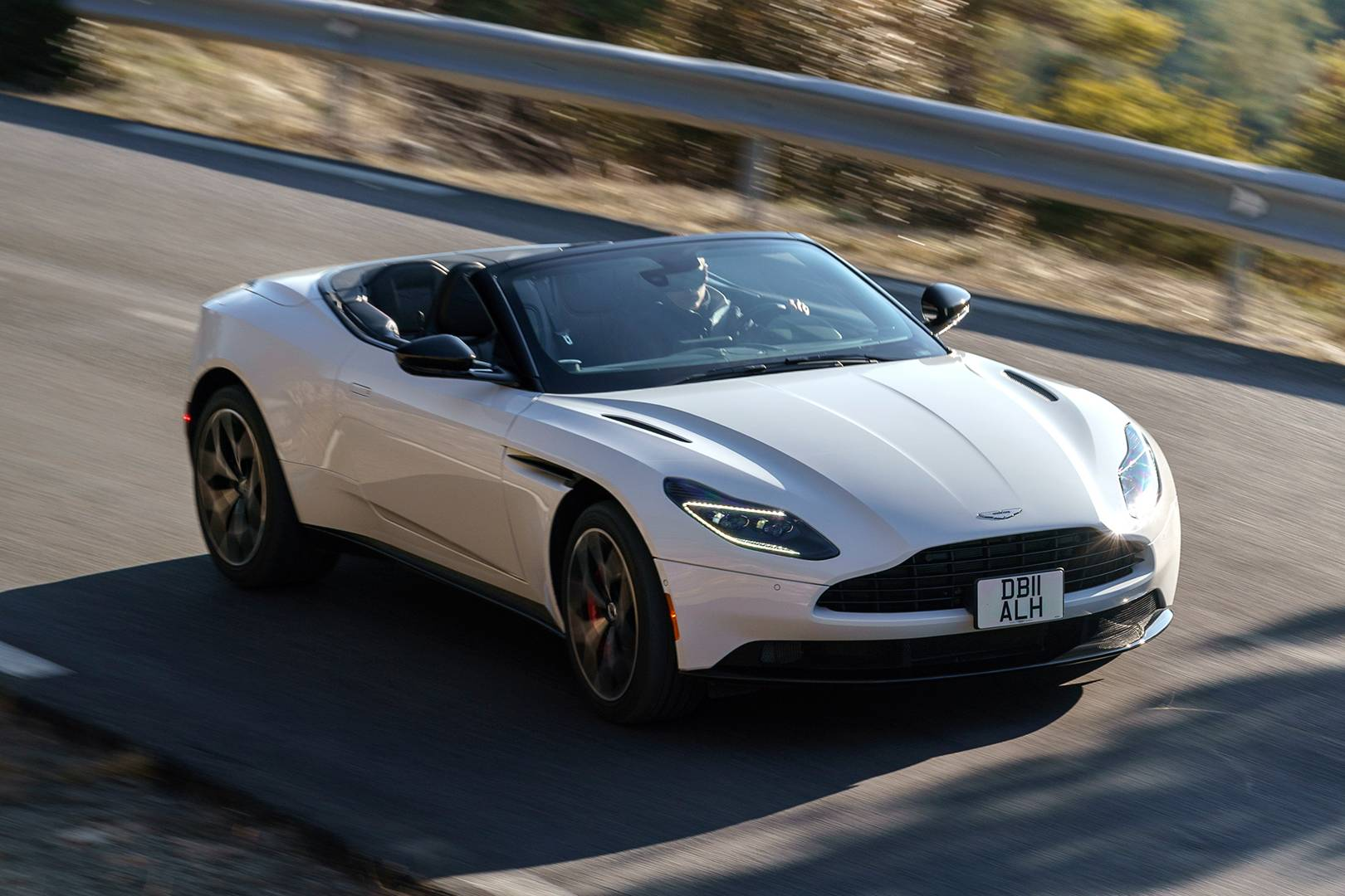 aston martin volante review: this year's most beautiful car