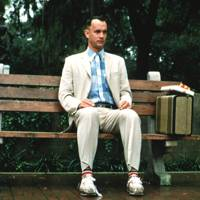 Last-minute Halloween Costume: Tom Hanks (Forrest Gump)