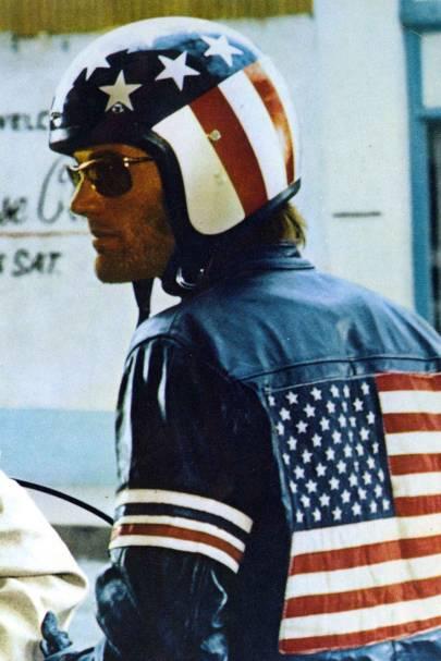 Wyatt in Easy Rider (1969)