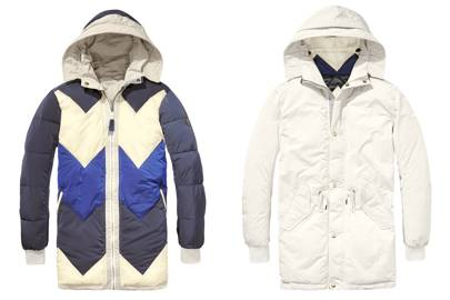 Reversible jacket by Scotch & Soda
