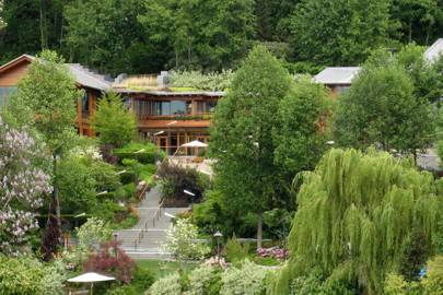 this bucolic little retreat is owned by worlds richest man bill gates nicknamed xanadu 20 gates stately pleasure dome is eye wateringly futuristic