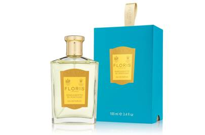 While summer seems to be on hold for most of the country, we're enjoying a  sunny little break in Positano, by way of Floris' sparkling new scent.