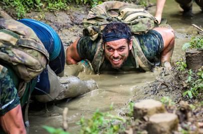 Train Like A Royal Marine And Get Military Strength