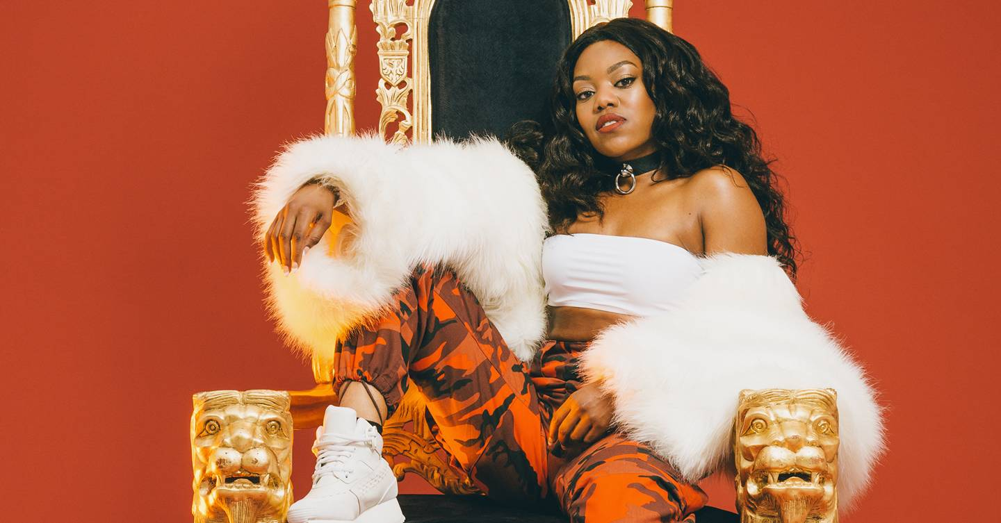 Lady Leshurr: 'I don't know if the music industry can help anyone with mental health issues'