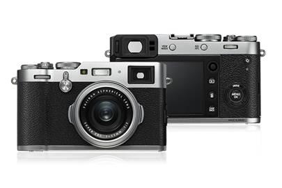 Fuji X100F Compact