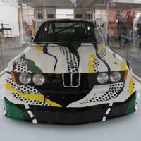 1977 BMW 320i Art Car Roy Lichtenstein
