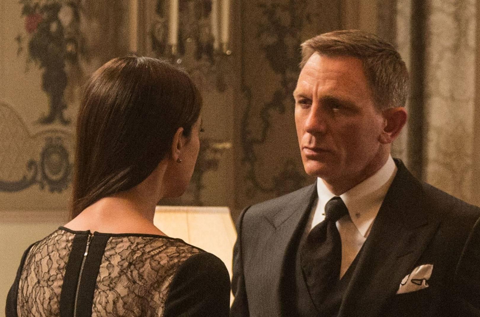 How To Get Daniel Craigs Hair Cut As James Bond In Spectre British Gq