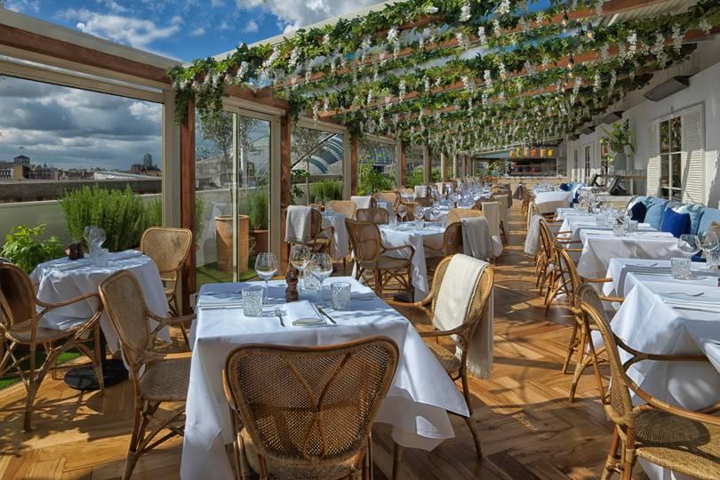 Best Al Fresco Restaurants In London British Gq