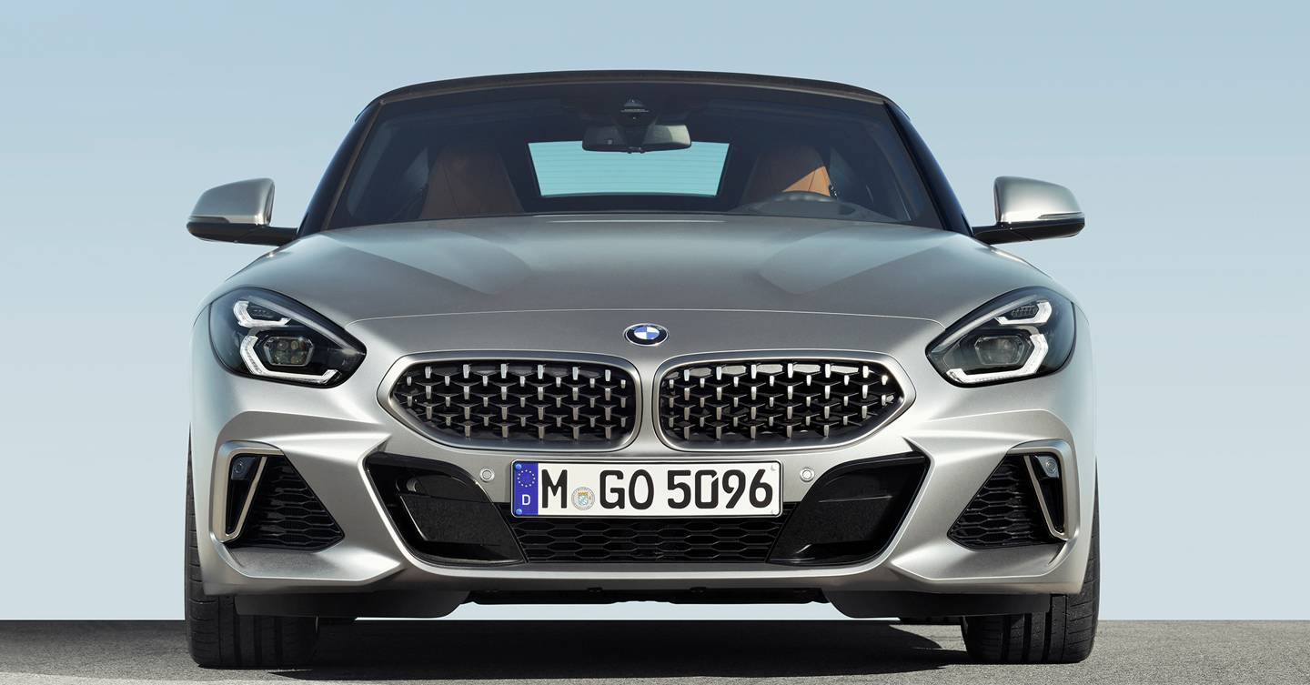New BMW Z4 review: the first drive