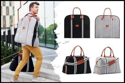 The Garment Bag & Duffle Bag Massimo by Saint Maniero