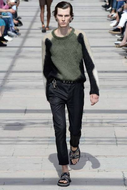c6243db430533 Louis Vuitton Spring Summer 2017 Menswear show report