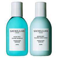 Ocean Mist shampoo and conditioner by Sachajuan