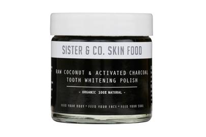 Tooth whitening polish by Sister & Co