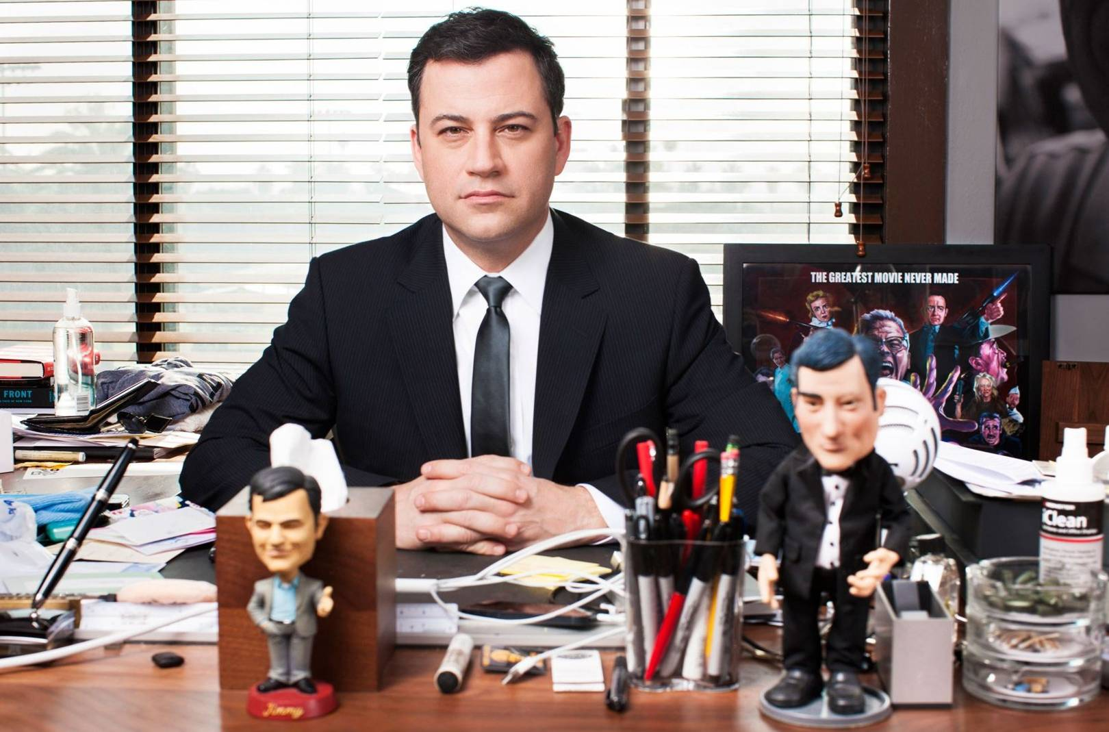 Jimmy Kimmel interview and pictures | British GQ