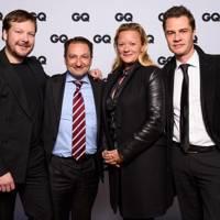 Marco Rechenberg, Renato Bonina, Michelle Mussler and Roland Ott