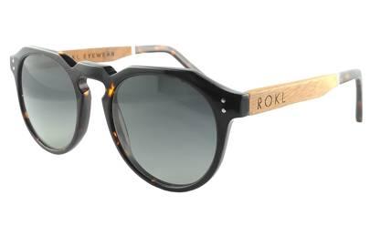 Cuba 001 Rosewood by ROKL Eyewear