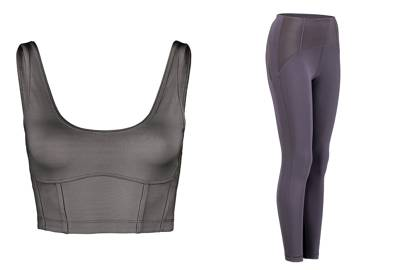 Gym gear by Lululemon x Francesca Hayward