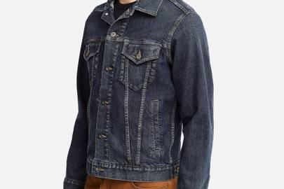 Denim jacket by Uniqlo
