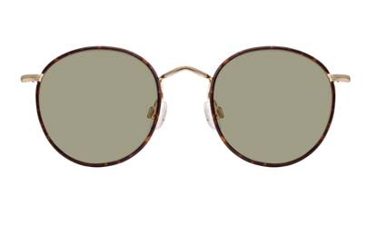 Zev sunglasses by Moscot