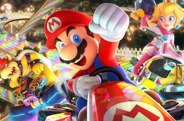 Mario Kart 8 Deluxe review: 'The best Mario Kart there has ever been'