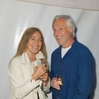 Tricia Jones and Mark Bailey