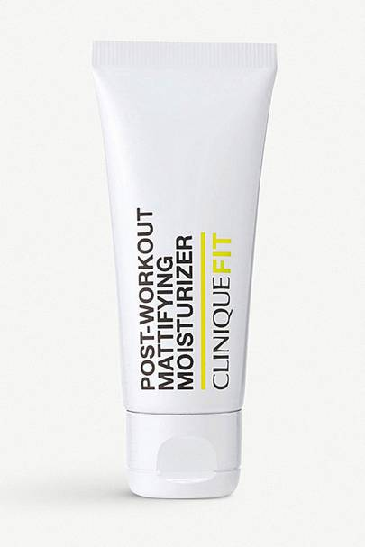 Post-Workout Mattifying Moisturiser by Clinique