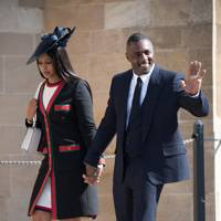 A timeless arrival to Prince Harry and Meghan Markle's wedding