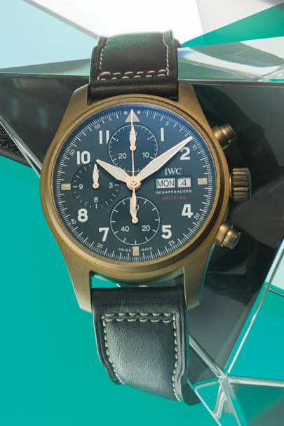 5. IWC Pilot's Watch Chronograph Spitfire