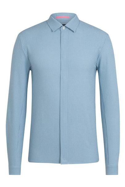 Long sleeve summer wicking shirt