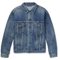 Denim jacket, £940