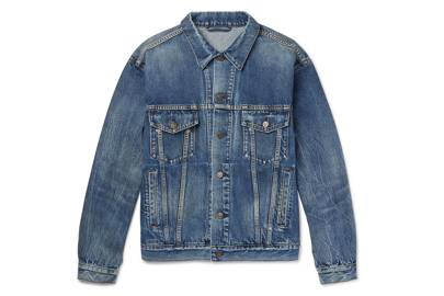 Denim jacket, £940