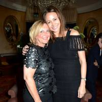 Jane Boardman and Caroline Rush
