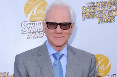 Culture, art and food: Malcolm McDowell