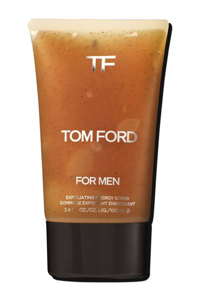 Best New Scrub: Exfoliating Energy Scrub by Tom Ford For Men