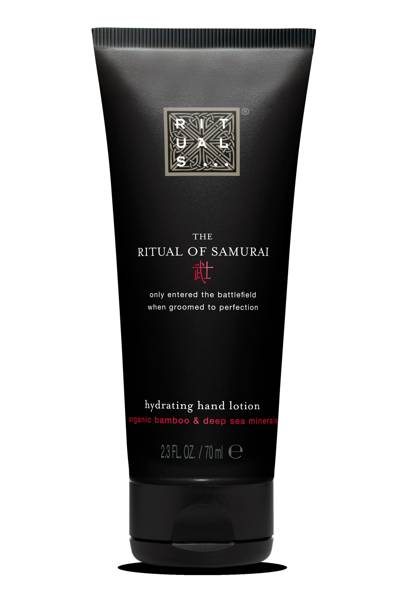 The ritual of samurai hand lotion by Rituals