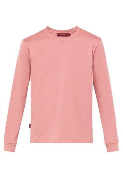 Sies Marjan James long-sleeved cotton T-shirt