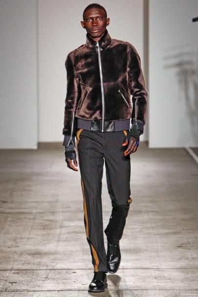 5067dd9d9638ba Tim Coppens Autumn Winter 2012 Menswear show report   British GQ