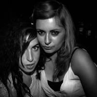Amy Winehouse with a fan, Koko, Camden, 2006