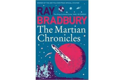 Air's Jean-Benoit Dunckel: The Martian Chronicles by Ray Bradbury