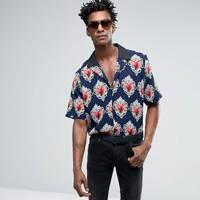ASOS.com Reclaimed Vintage shirt