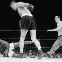 Floyd Patterson vs Ingemar Johansson, 1959