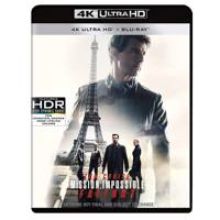 Mission: Impossible – Fallout (4K Blu-ray)