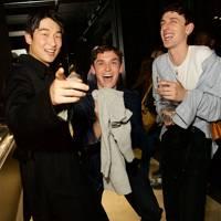 Sang Woo Kim, Anders Hayward and Ben Schofield