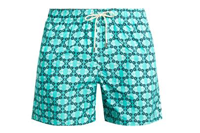 Le Sirenuse 'Siren Flowers' swim shorts