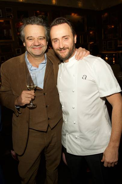Mark Hix and Jason Atherton