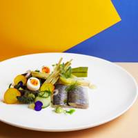 Ongoing: Vincent Van Gogh inspired lunch menu at Rex Whistler, Tate Britain