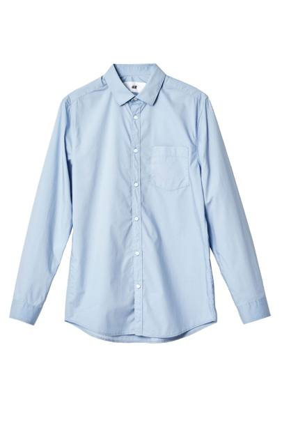 David Beckham H&M Modern Essentials shirt